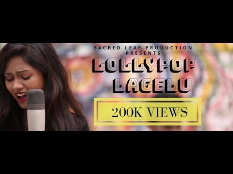 Lollypop Lagelu Rock Version Covered By Sacred Leaf HD 1080P