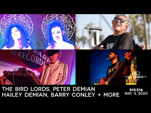 Radio Venice ft. The Bird Lords, Peter Demian, Hailey Demian, Barry Conley and more
