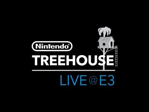 Nintendo Treehouse: Live @ E3 2015