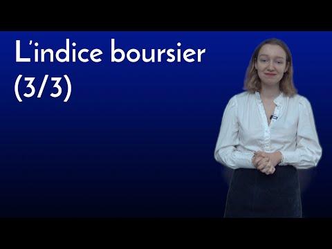 Le b.a.-ba de la bourse : l'indice boursier (3/3)