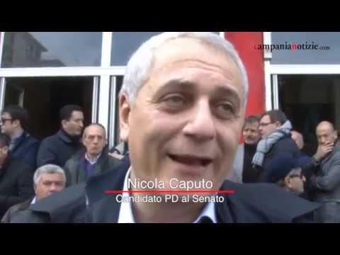 L'annuncio di Caputo: Festa dell'Europa alla Reggia di Caserta