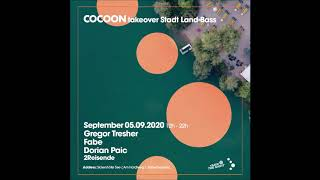 Gregor Tresher @ COCOON takeover Stadt Land Bass (05.09.2020)