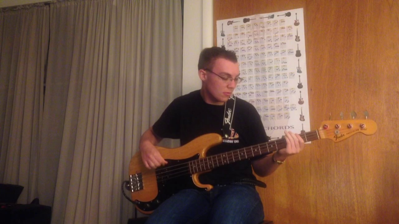 Linda Ronstadt Blue Bayou Bass Cover Chords Chordify