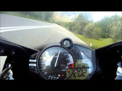 Yamaha R1 2009 ( Just Riding )