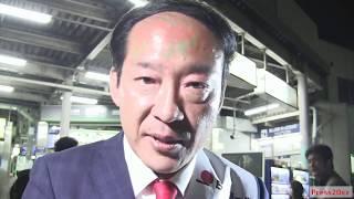 西山たけしグランドフィナーレ3【日本第一党】京都市左京区での闘い!生中継!桜井誠