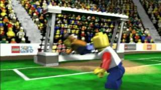 Intro LEGO Football Mania