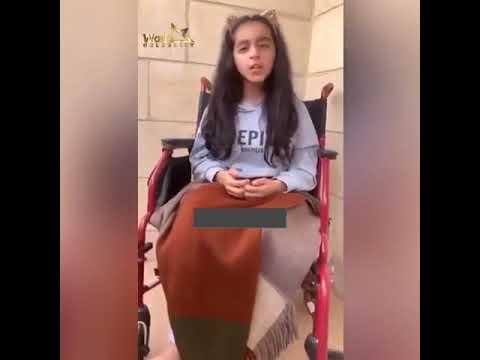 فتاة من ذوي الهمم تهاجم محمود بو شهري