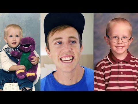 รูป My Mate Nate วัยเด็ก!! น่ารักกกกก