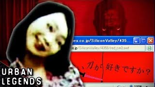 The Red Room | Japanese Urban Legend