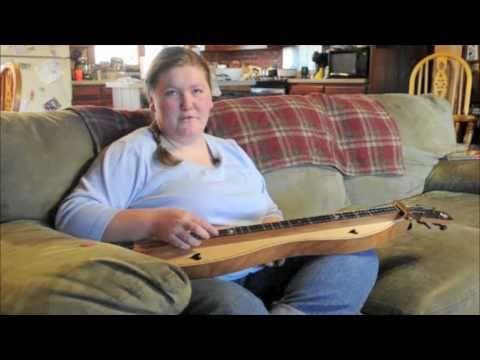 Sarah Morgan Plays The Mountain Dulcimer Youtube