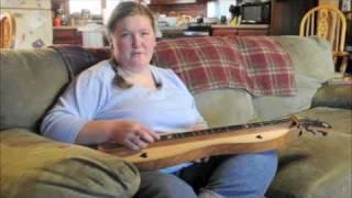 Sarah Morgan Plays The Mountain Dulcimer