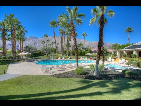 Behind The Scenes Tour 1366 E Andreas Road Palm Springs CA 92262 - Palm Regency Condo For Sale