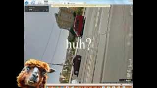 Google Maps Glitch Free HD Video