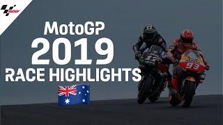 MotoGP Race Highlights   2019 #AustralianGP