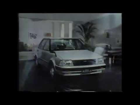1981 NISSAN AUSTER JX Ad (HD)