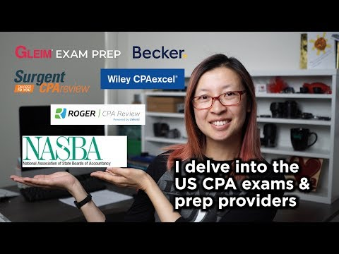 An Overview Of The US CPA Process And Some Of The Exam Prep Providers