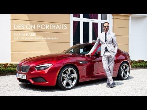 Karim Antonie Habib Design Portraits (Head of Design BMW Automobiles)