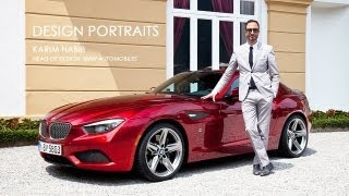 Karim Antonie Habib Design Portraits (Head of Design BMW Automobiles)