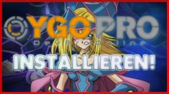 YgoPro DevPro INSTALLIEREN! Tutorial / Anleitung (Yugioh online gratis spielen) (German/ Deutsch)