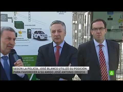José Blanco (PSOE) y sus tratos de favores (para José Antonio Orozco)