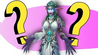 Battle For Warlords of Draenor In Patch 8.1 - WoW: Battle For Azeroth 8.0.1