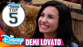 Die Disney Channel Top 5: Demi Lovatos beste Auftritte | Disney Channel!