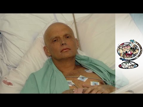 Was Litvinenko Poisoned By His Friend Alexei Lugovoi?