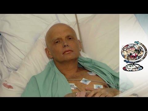 Was Litvinenko Poisoned By His Friend Alexei Lugovoi?