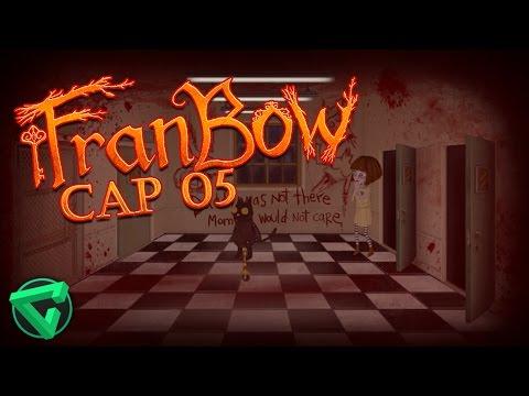 VISIONES TERRORÍFICAS EN MI CABEZA  - Fran Bow  #5  iTownGamePlay