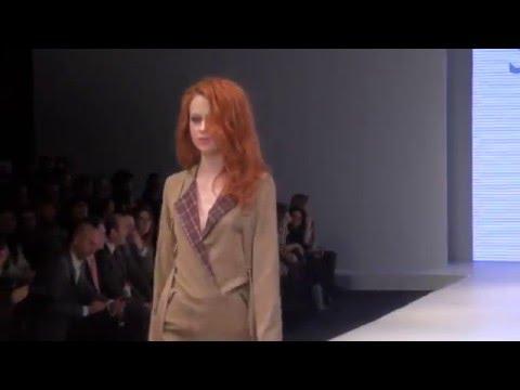 Istanbul Fashion Week 2012 / Gamze Saraçoğlu