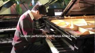 Montreal West Island Music Lessons - Learn piano violin guitar at LAMBDA