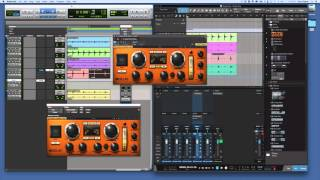 Using Plugins as Inserts & Sends: Studio One for Pro Tools Users