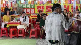 양푼이품바 기다리는 아픔 (조용필) 일산 해수욕장 0713