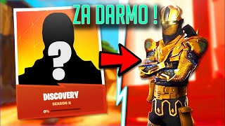 HOW TO UNLOCK FREE SECRET SKINS FOR THE CHALLENGE SEASON 8! -FORTNITE