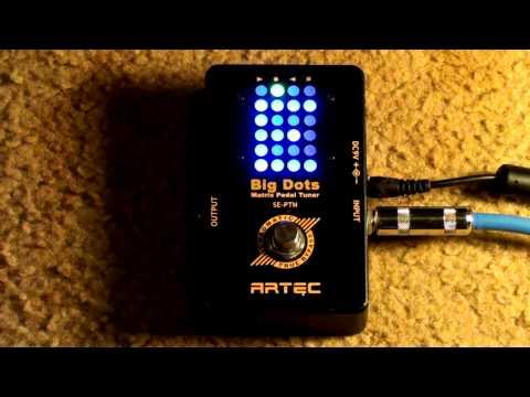 Artec Big Dots Tuner