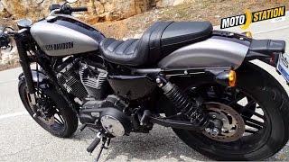 Harley Davidson Sportster Roadster : Premier Contact