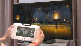 Wii U Zelda - HD Gameplay Demo (E3 2011)