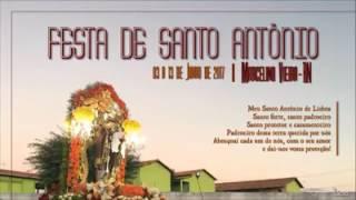 Festa de Santo António padroeiro de nossa querida Marcelinho Vieira RN
