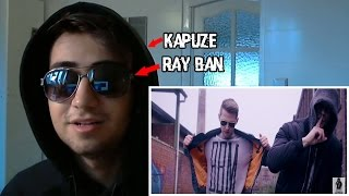 JOHNNY DIGGSON ft. DEAMON - Kapuze und Ray Ban | JMC | HALBFINALE REACTION