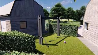 Wellness tuin van Fajah Lourens