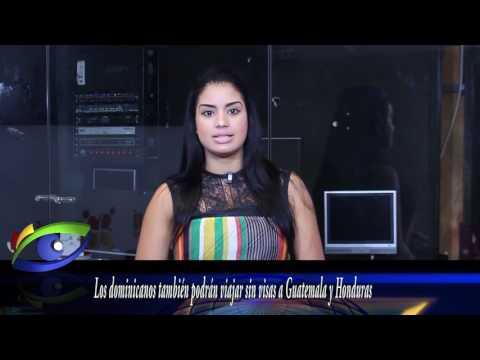 Los dominicanos también podrán viajar sin visas a Guatemala y Honduras
