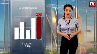 InstaForex tv news: Traders awaiting inflation data from US (13.09.2017)