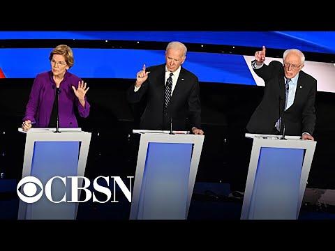 Democrats debate gender