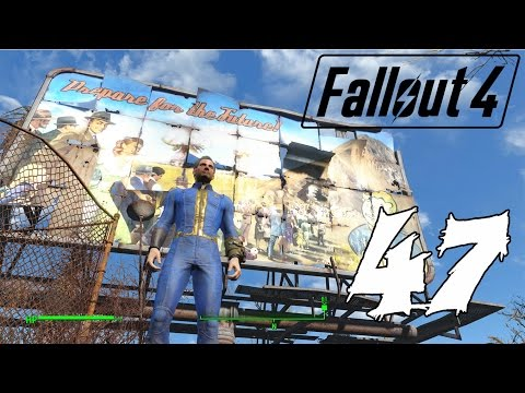 Fallout 4 - Walkthrough Part 47: Last Voyage of the U.S.S. Constitution