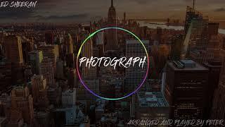 Photograph - Ed Sheeran (Piano and Orchestra Cover) | Peter Loke