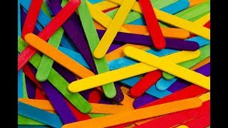 TOP 7 DIY Popsicle stick craft compilation I Popstick crafts project I Creative Diaries