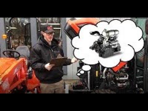 Daedong Tier 4 Kioti Engines & Emission systems Explained