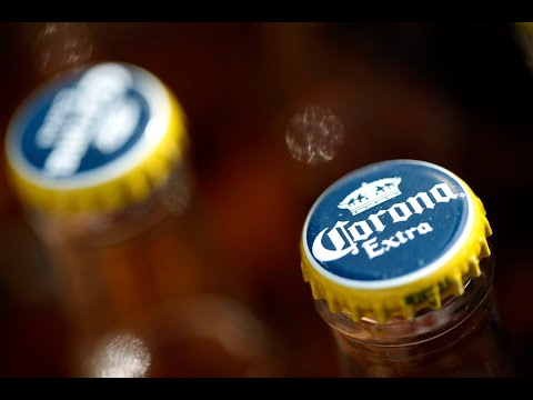 Mexico halts production of Corona beer