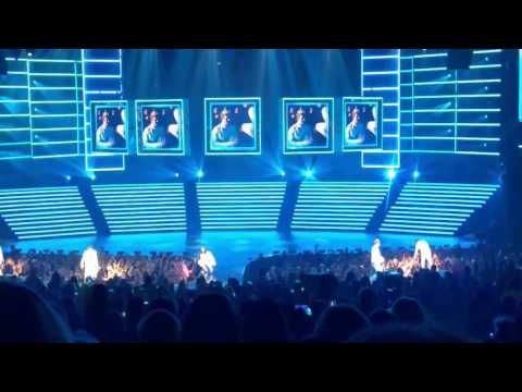 "Backstreet boys BSB ""Drowning"" 7/1/17 Las Vegas"