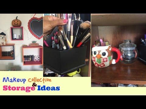 Makeup Collection & Storage Ideas   Desigal1010